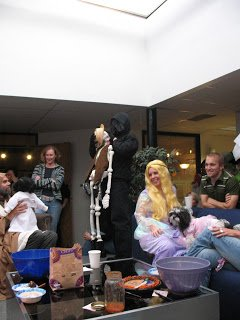 Let us clean up your Halloween mess - MTO Janitorial in Prescott
