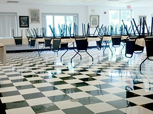 Floor and carpet cleaning in Prescott provided by MTO Janitorial